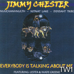 Jimmy Chester – Everybody is Talking About Me